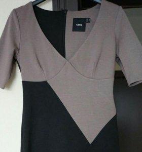 Платье трикотажное р-р 44-46