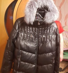 Новая зимяя куртка