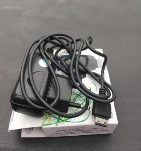 Зарядник и кабель USB на Samsung