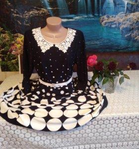 Платье.54р(новое)