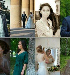 Фотограф свадебный, репортажный, семейный, личный