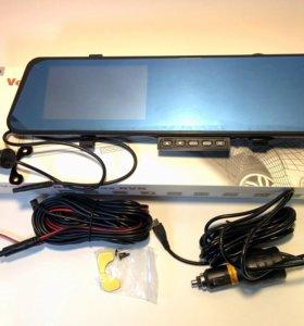 видеорегистратор-зеркало DV170 2 камеры