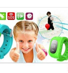детские умные смарт часы Q50
