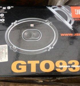 Динамики jBL GTO 398