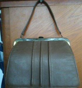 Дамская сумочка конец 60-х годов