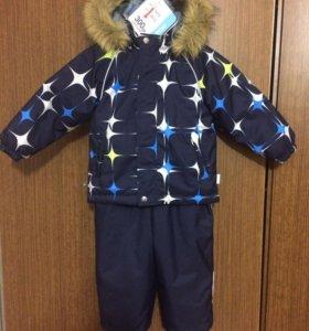 Новый зимний костюм 92-98р huppa