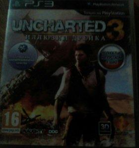 Uncharted 3 Иллюзии Дрейка  на PS3