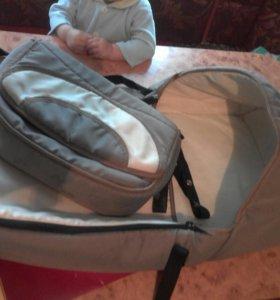 Сумка-переноска+сумка для мамы