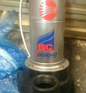 Фекальный(дренажный) насос Pedrollo Bcm 10/50-N