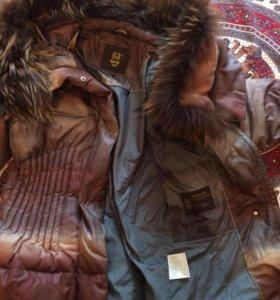 Куртка пальто зимнее