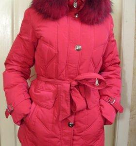 Красивая и тёплая куртка по низкой цене! (Новая)