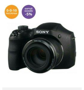 Компактная фотокамера. Dsc-h300