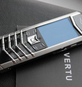 Vertu Signature S Design Silver
