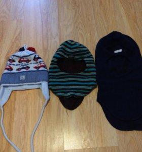 шапки детские