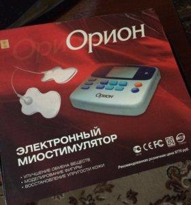 ОРИОН электронный миостимулятор