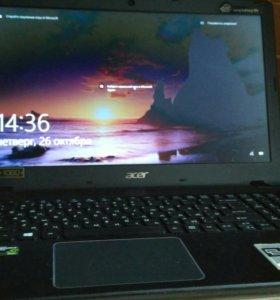 Ноутбук Acer Aspire E-15