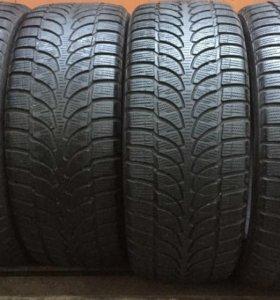 БУ 4 шт R16 215/65 Bridgestone Blizzak LM-80