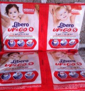 Трусики Либеро Up&go 5