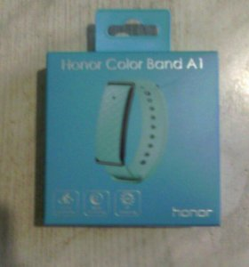 Фитнес браслет honor color band a1