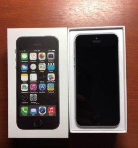 IPhone 5s Новый в упоковке