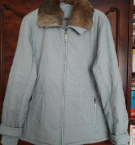 Женская Куртка 50-52 новая