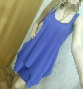 Платье (новое) flo&jo