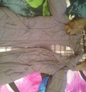 Осенняя и весенняя куртка