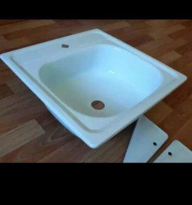 Мойка для кухни эмалированная
