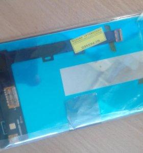 Дисплей для Lenovo k920 с тачскрином