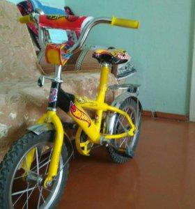 Велосипед детский. 2-4 колеса.
