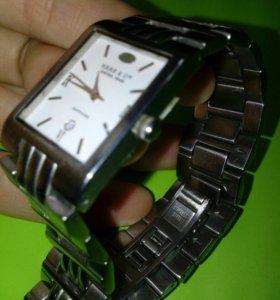 "Часы ""HAAS & C"" швейцария, оригинал"