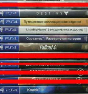 Игры для Playstation 4 ( PS4 )