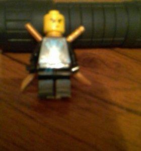 Лего человечек Ниндзяго