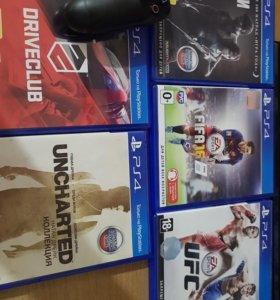 Игры для приставки PlayStation 4