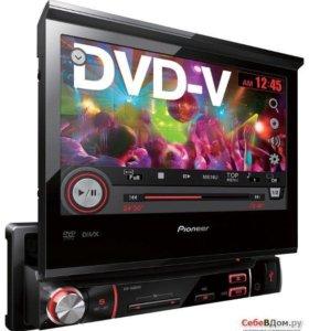 Магнитола Pioneer AVH 3500 DVD