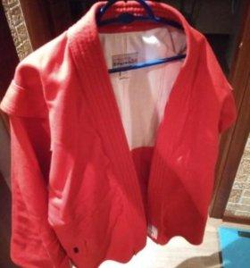 Куртка для самбо (самбовка)