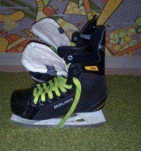 Коньки хоккейные Bauer