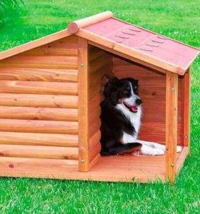 Будка,домик для собак