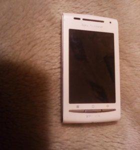 Смартфон Sony Ericsson Xperia e15i/X8i