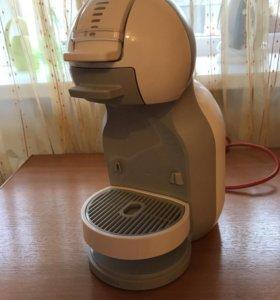 Капсульная кофеварка Nescafe Dolce Gusto