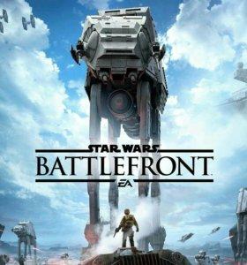 Star Wars: Battlefront на ps4