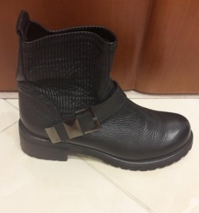 Ботинки кожа/Италия