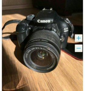 Продам,зеркальный фотоаппарат