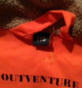 Куртка на флисе Outventure