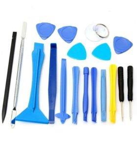 Набор инструментов для вскрытия телефонов