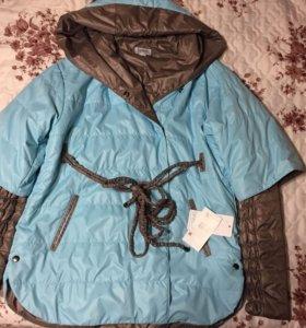 Новая курточка- жилетка для будущей мамочки