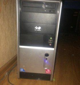 Игровой компьютер на i5 2,67 GHz 8 Gb
