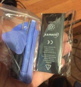 Аккумулятор на IPhone 4s
