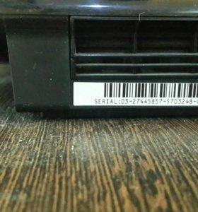 Приставка PS3 Super slim 500гб