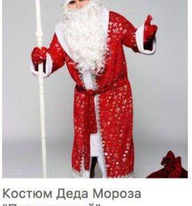Красивые Костюмы Деда Мороза и Снегурочек качес